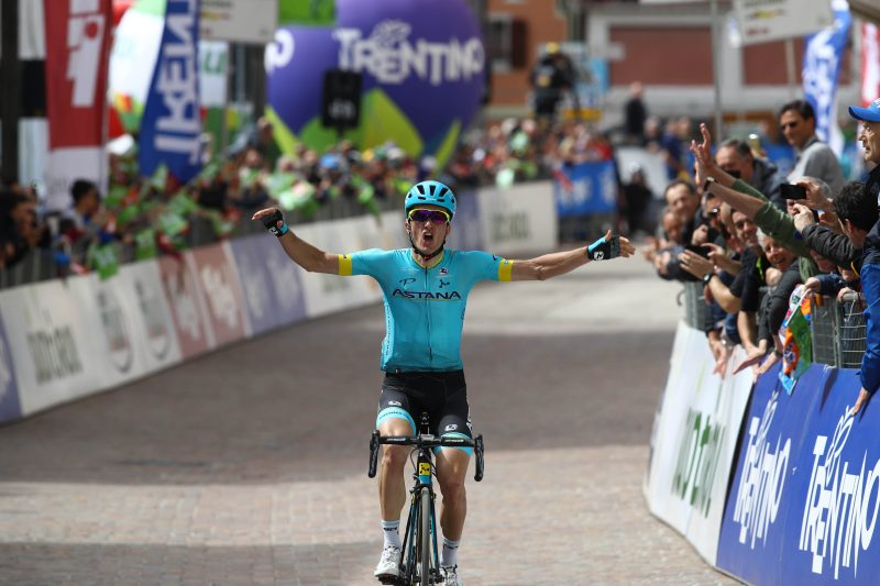 Astana repeats in #TotA first stage: Bilbao surprises everybody