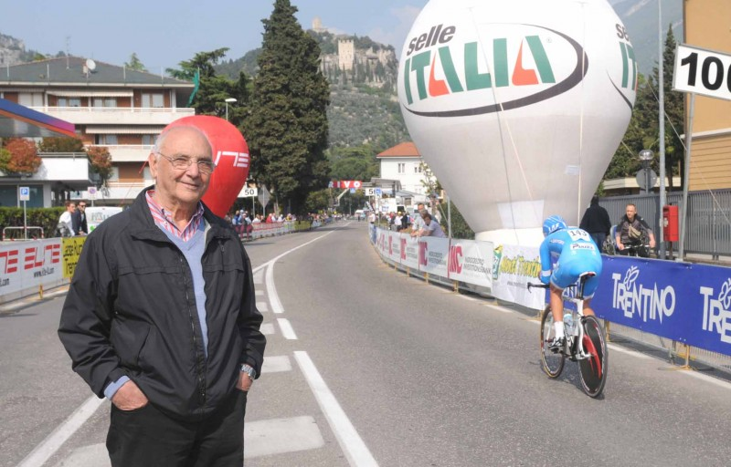 Nerino Ioppi – the heart of the Giro del Trentino Melinda – has passed away