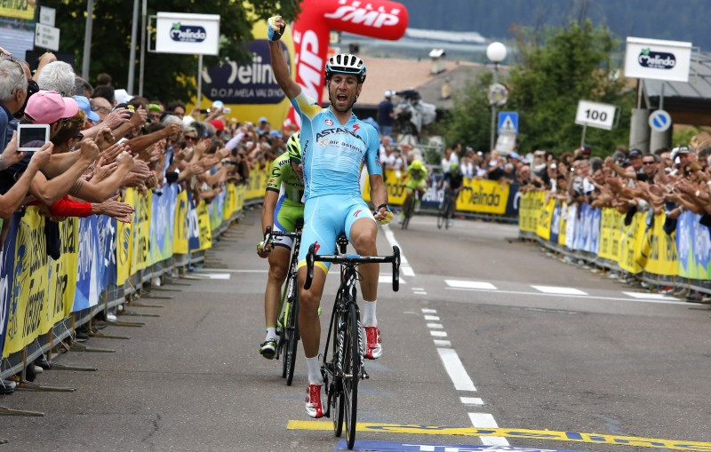 """Cosmic"" finale for the Giro del Trentino Melinda"