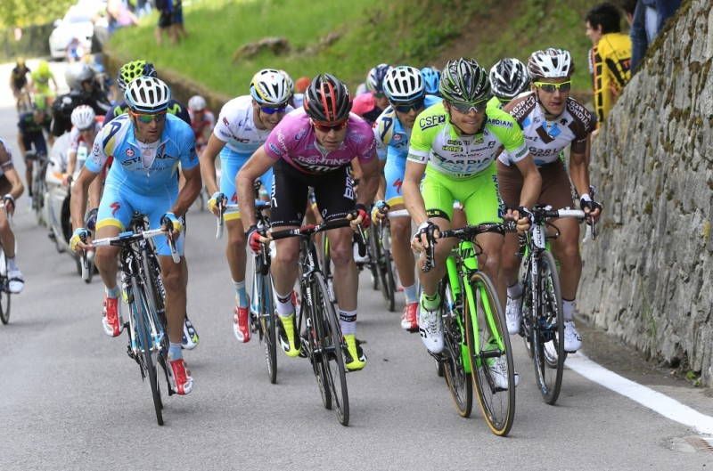 Giro del Trentino Melinda queen stage to sparkle things up