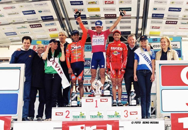 26° Giro del Trentino 4° tappa FONDO VAL DI NON Tn - LIENZ Aus