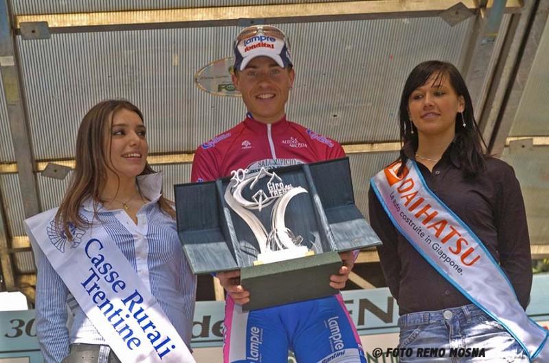 30° Giro del Trentini 4° tappaTione -Arco Km 172,3  Arco 21-03