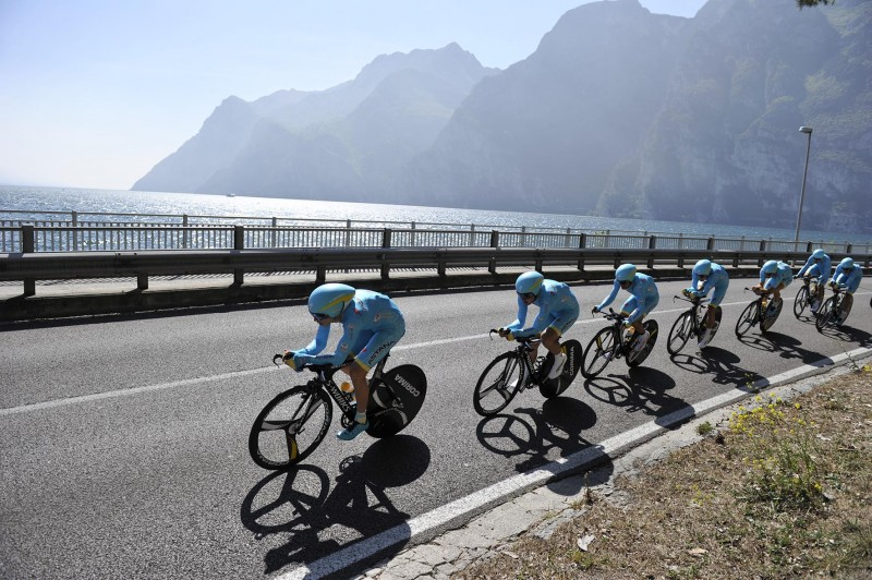 Riva-Torbole TTT kicks-off the 40th Giro del Trentino