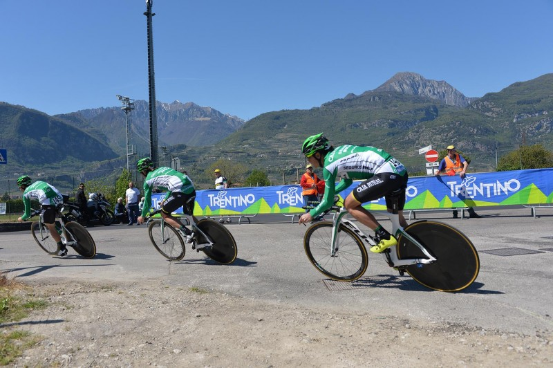 39° Giro del Trentino Melinda - 1a tappa