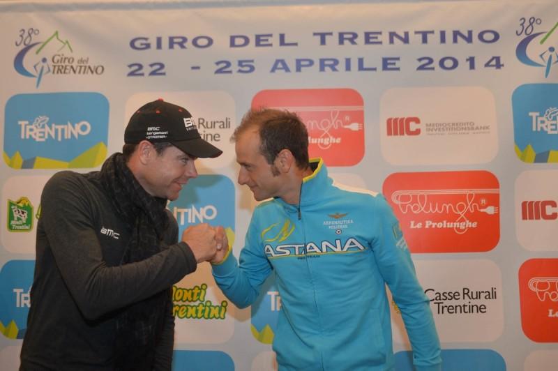 38° Giro del Trentino - Conferenza Stampa della vigilia