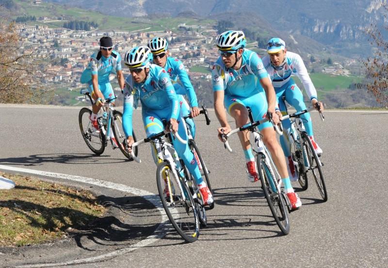37° Giro del Trentino Vigilia
