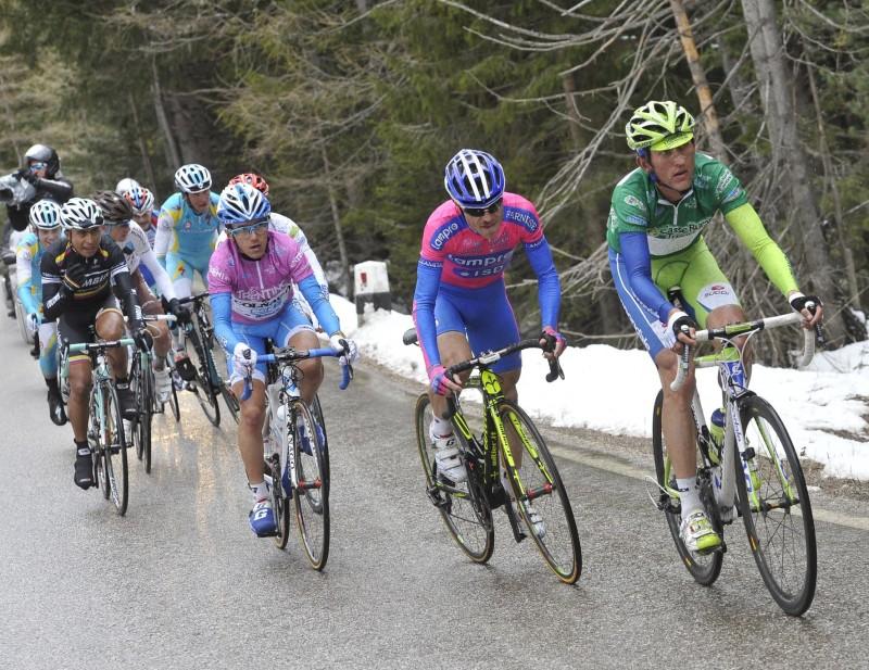 36° Giro del Trentino - 4a tappa