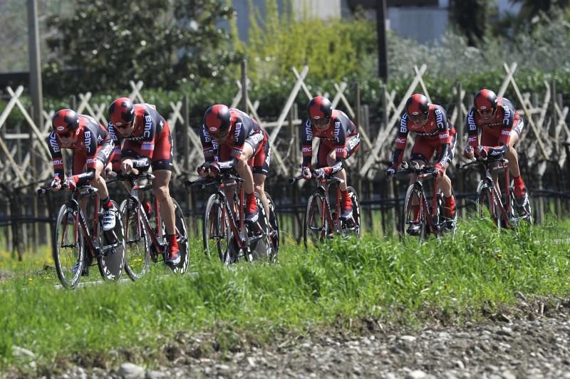 36° Giro del Trentino - 1a tappa