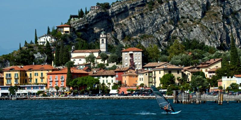 Stage 1: Riva del Garda - Torbole