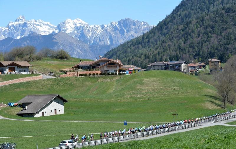 Giro del Trentino Melinda: gran finale a Cles