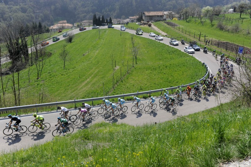 Top firms strike deal with Giro del Trentino Melinda