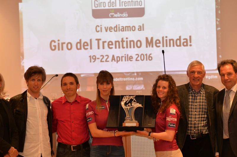 """Il """"Trentino Melinda"""" torna in diretta e guarda oltre confine"""