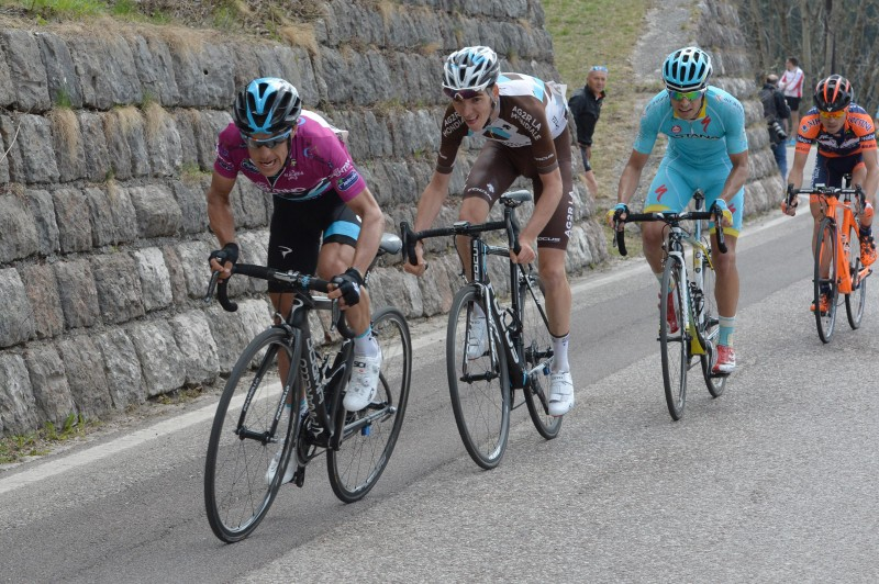 AG2R with three leaders at Giro del Trentino Melinda