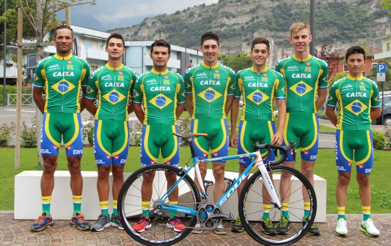"Brazil's first time at #GdTM: ""We want to impress"""