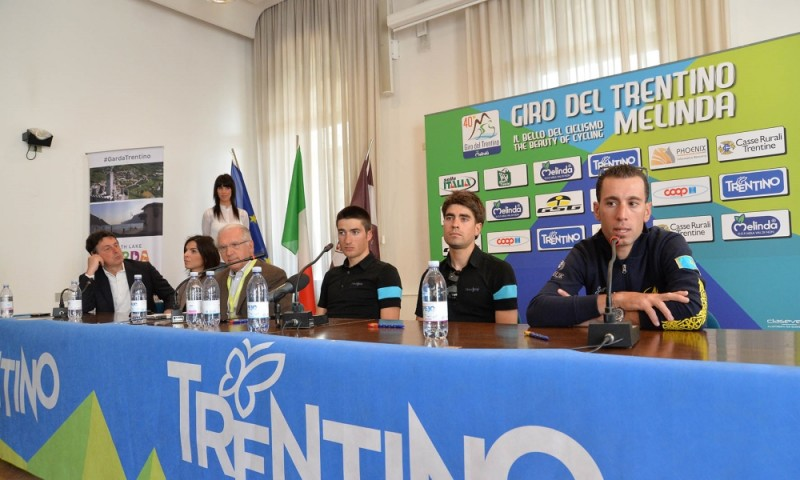 40th GdTM's eve press conference - Photo Daniele Mosna