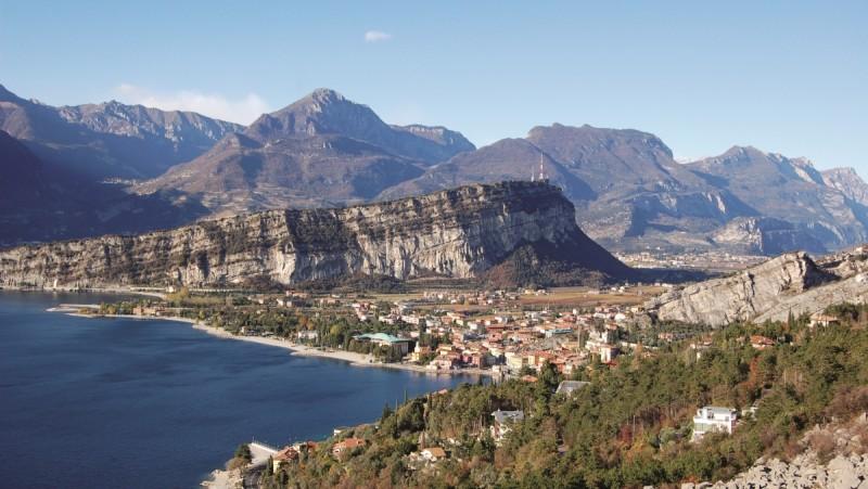 """""""Trentino in Giro:"""" the Garda Trentino Opening (Riva del Garda-Torbole)"""