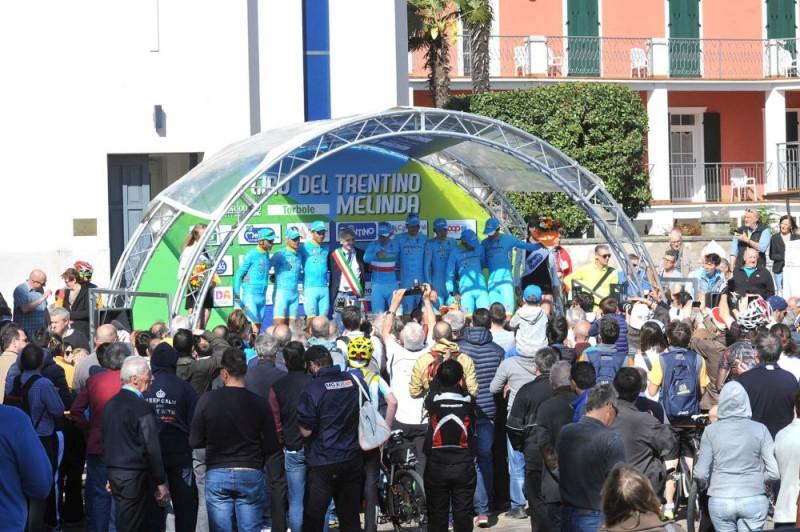 40th Giro del Trentino Melinda - Stage 1