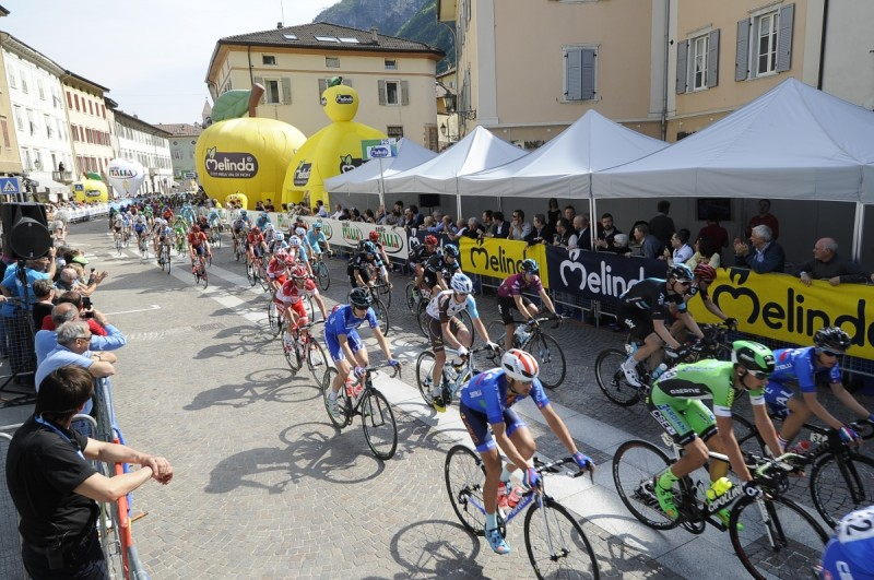 Safety first: why Giro del Trentino Melinda cut down in-race vehicles