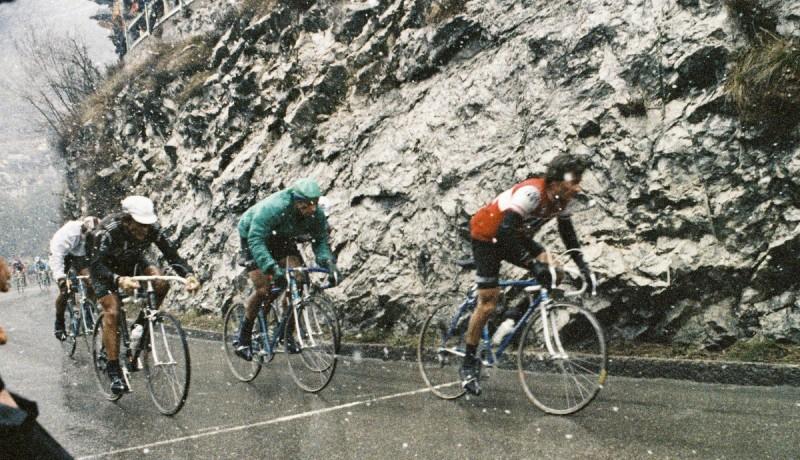 Il Giro del Trentino mette in mostra i suoi ricordi