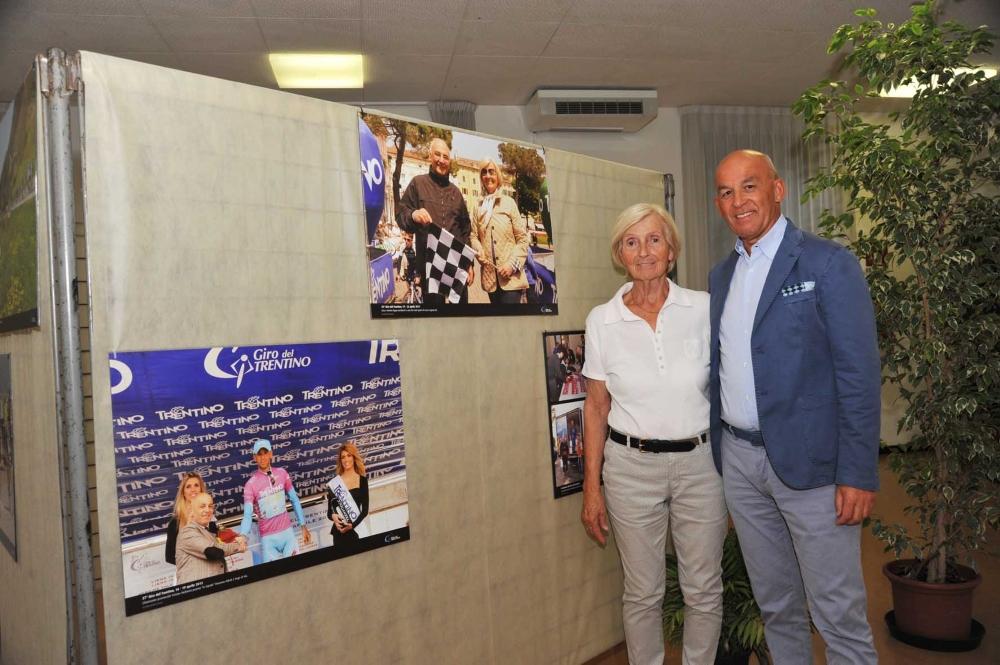 Successo per #GDTMemories, la storia del Giro del Trentino