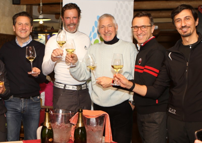 """Serial winners"" toast to Tour of the Alps' success"