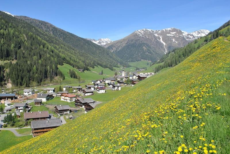 Stage 2: Innsbruck - Innervillgraten