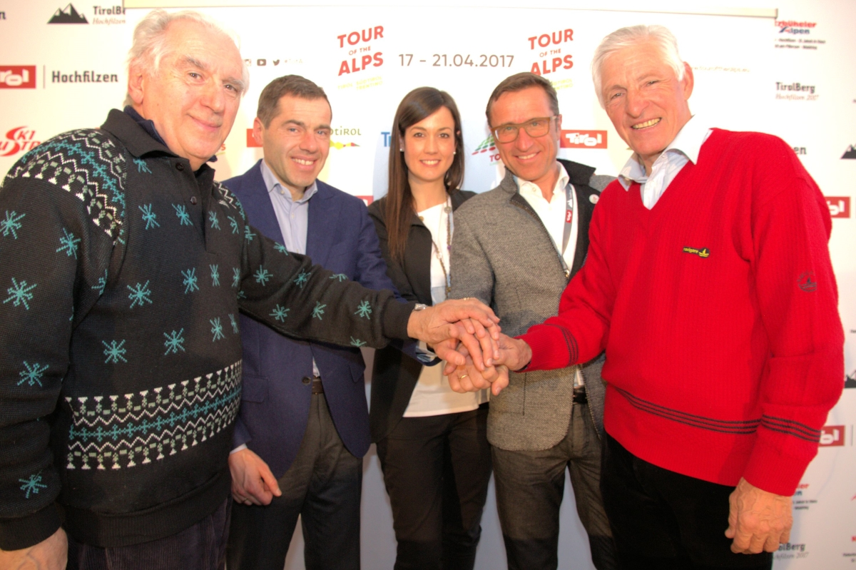 Strong field for Tour of the Alps with 7 WT teams