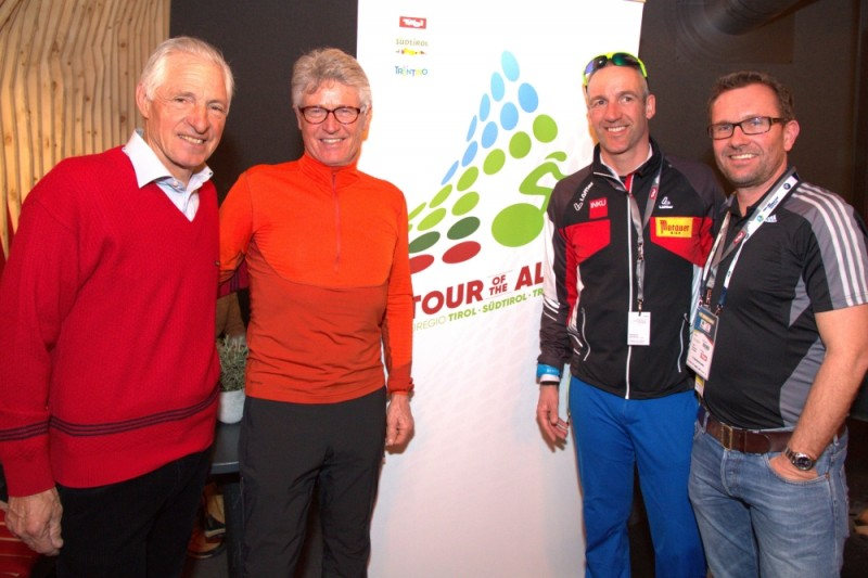#TotA Teams' announcement in Hochfilzen