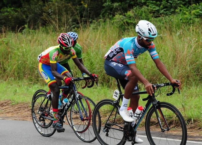 Al Tour of the Alps spazio anche per l'Africa