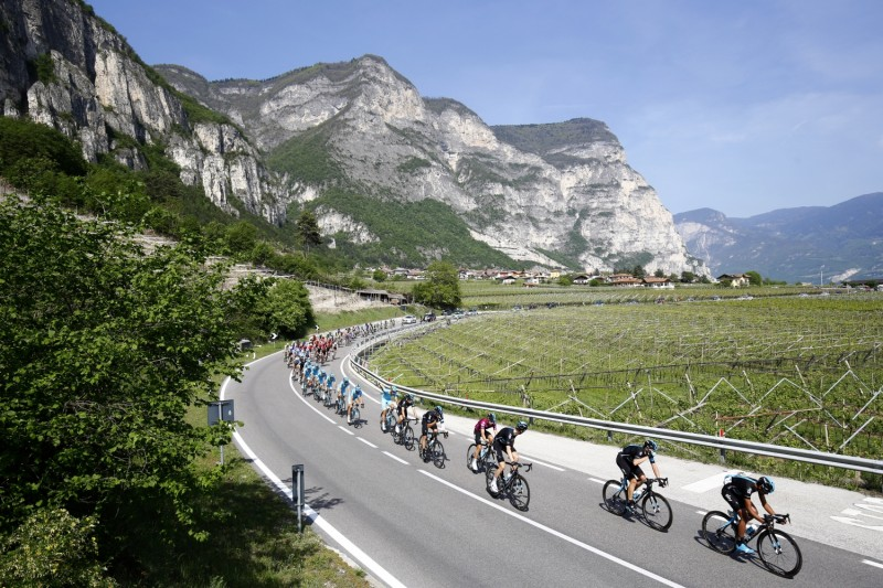 The Tour of the Alps beauties live on Eurosport (and more)
