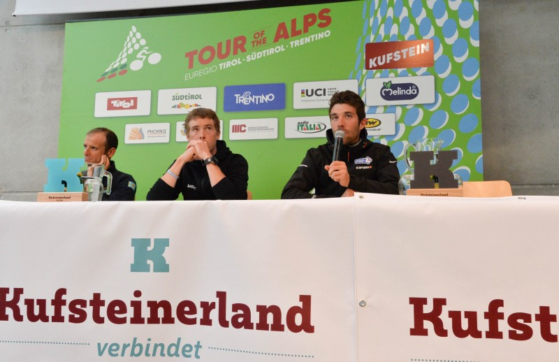 Tour of the Alps 2017 - Pre-Race Pressekonferentz