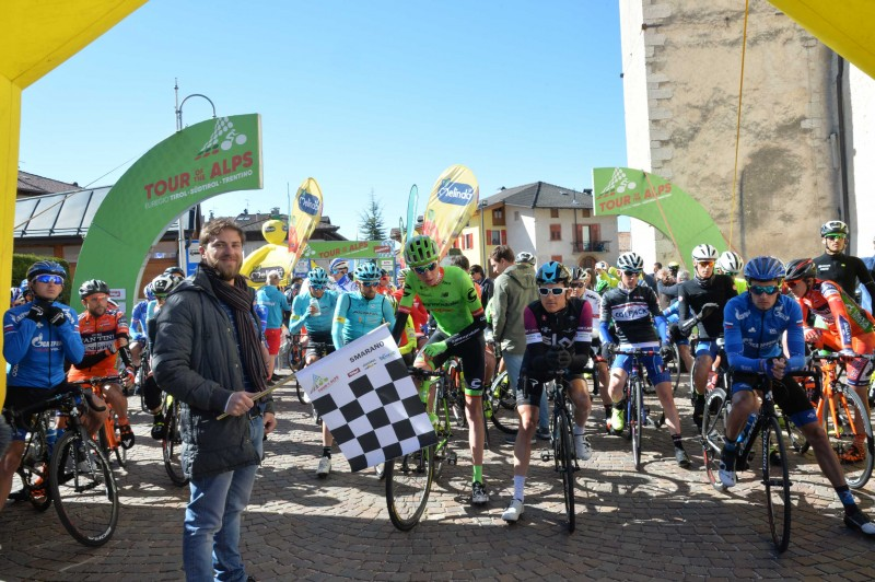 Smarano greets the start of #ToTA's closing stage