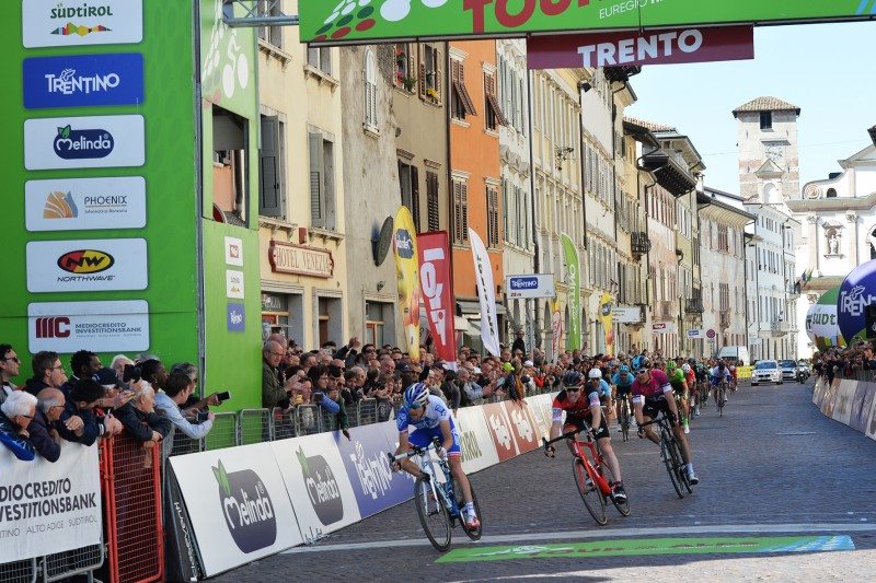 Thibaut Pinot wins Tour of the Alps' last stage
