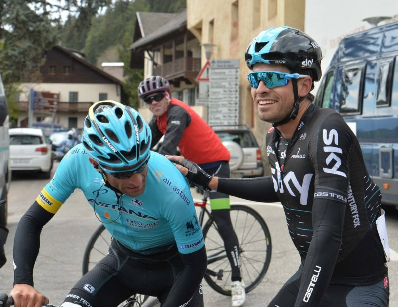 Die Tour of the Alps gedenkt an Michele Scarponi
