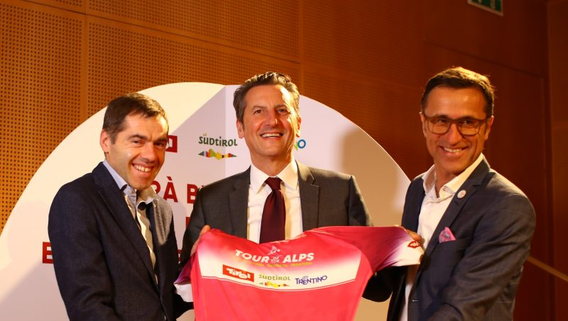 Tour of the Alps ready for its second run (with Scarponi in its heart)