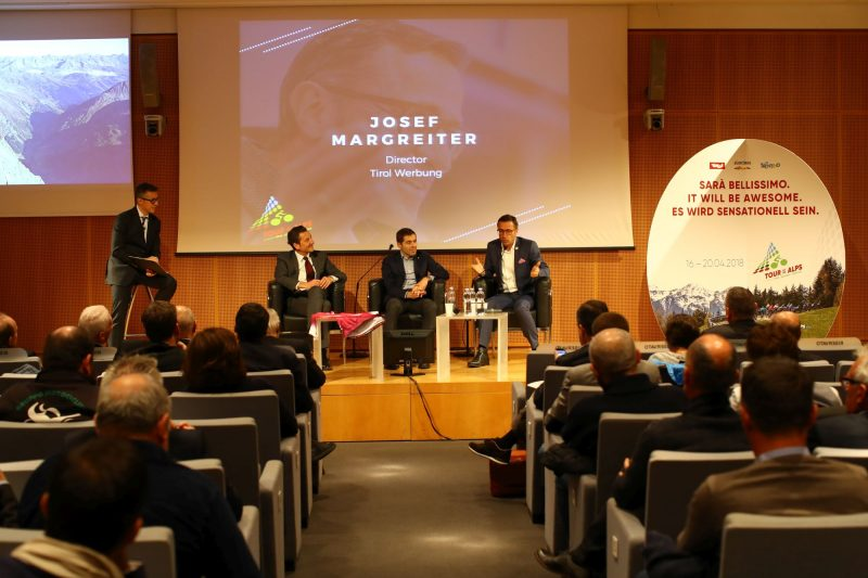 Presentata a Milano l'edizione 2018 del Tour of the Alps