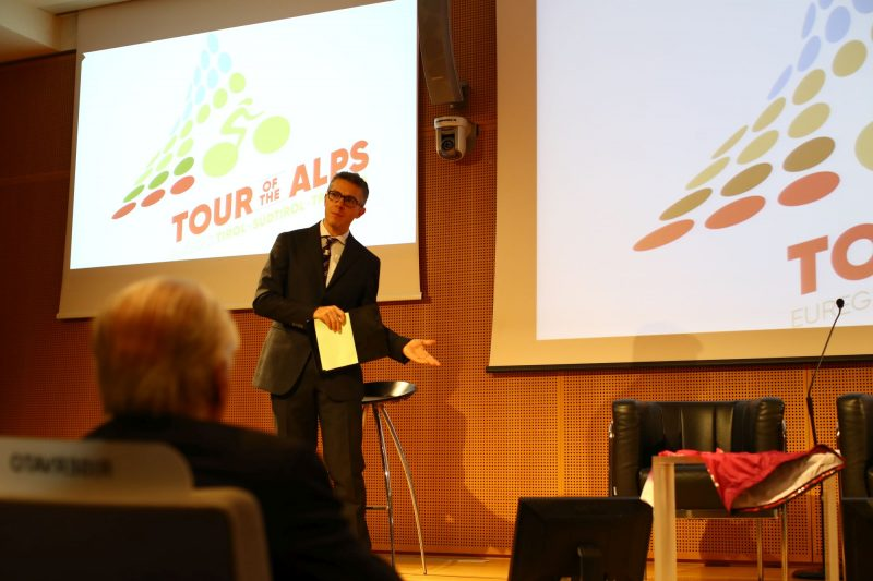 Tour of the Alps' 2018 edition presented in Milan