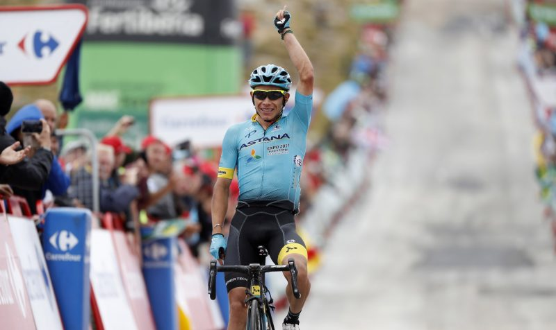 For history and for Scarponi: Miguel Ángel López aims big at Tour of the Alps