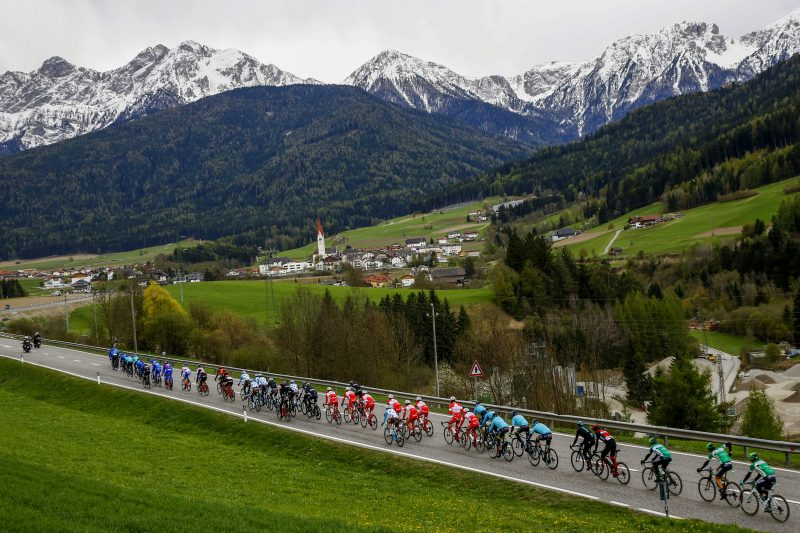 Tour of the Alps goes Worldwide: live broadcast in 100 Countries