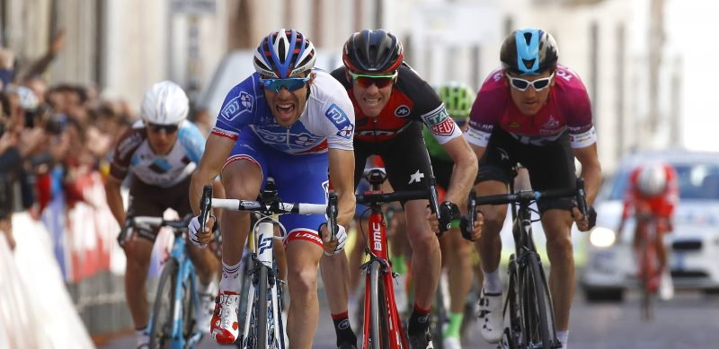 At Tour of the Alps, France bets on Pinot