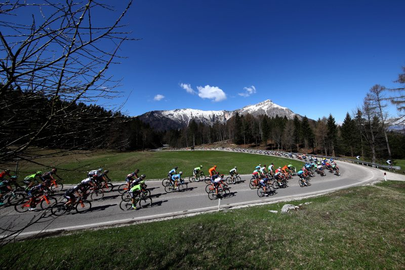 Tour of the Alps 2018 - 2. Streich von Astana