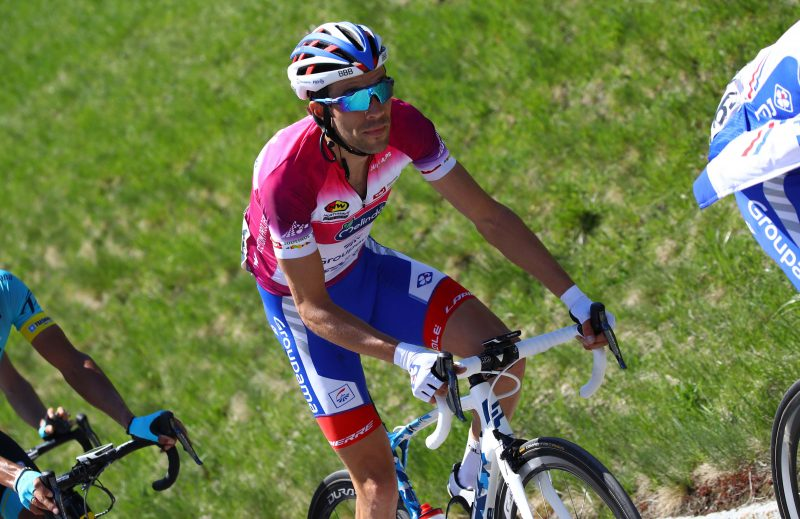 Il Tour of the Alps parla francese: la festa è di Thibaut Pinot