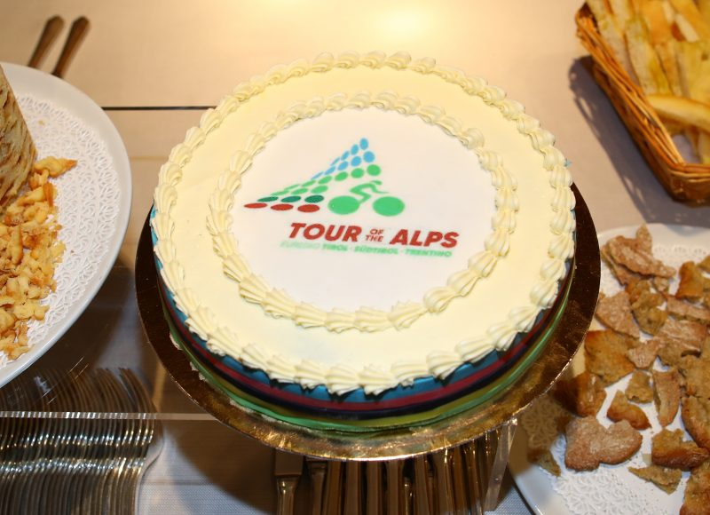 Tour of the Alps' 2019 edition presented in Milan