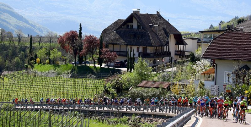 Tour of the Alps to discover its champions in Bozen