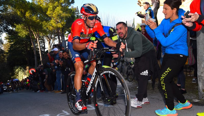 Confident Nibali raring to Tour of the Alps challenge