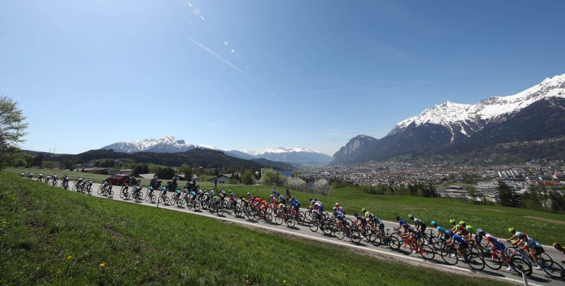 Kufstein pronta ad accogliere il Tour of the Alps 2019