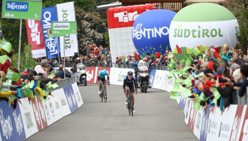 Tour of the Alpes 2019— 2 tappa Reith im Alpbachtal-Scena, 178,7 Km, il vincitore Pavel Sivakov (Rus) Scena, Italia, 23/04/2019.  photo:Pentaphoto/Alessandro Trovati.