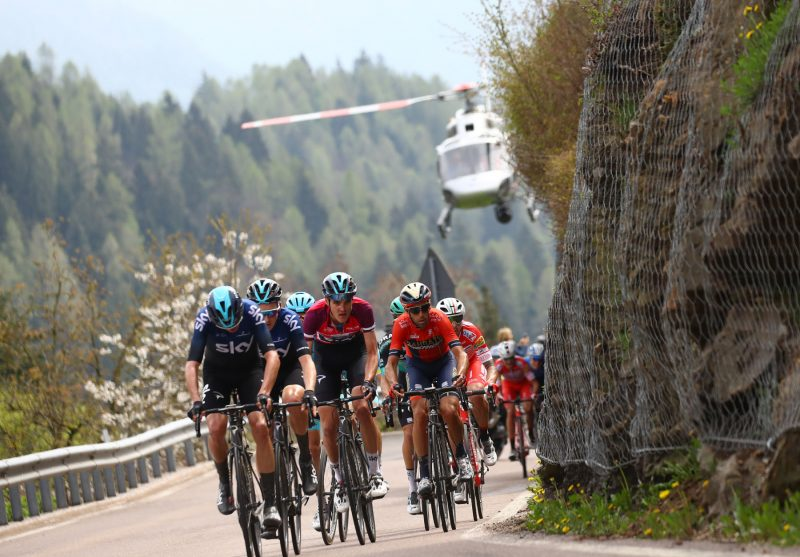 Tour of the Alpes 2019— 3 tappa Salorno-Baselga di Pinè km 106,3, Baselga di Pinè, Italia, 24/04/2019.  photo:Pentaphoto/Alessandro Trovati.