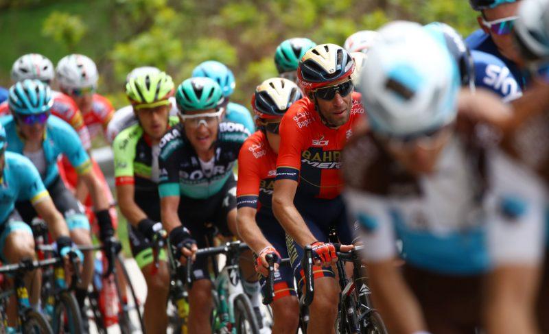 Tour of the Alpes 2019— 3 tappa Salorno-Baselga di Pinè km 106,3, Baselga di Pinè, Vincenzo Nibali  Italia, 24/04/2019.  photo:Pentaphoto/Alessandro Trovati.