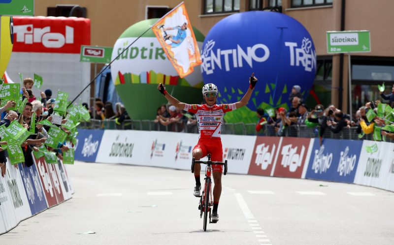 #TotA 2019 - Masnada wins the third stage